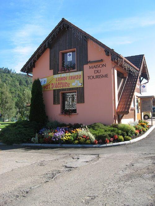 Maison du tourisme de st maurice sur moselle lorraine tourisme - Office de tourisme moselle ...