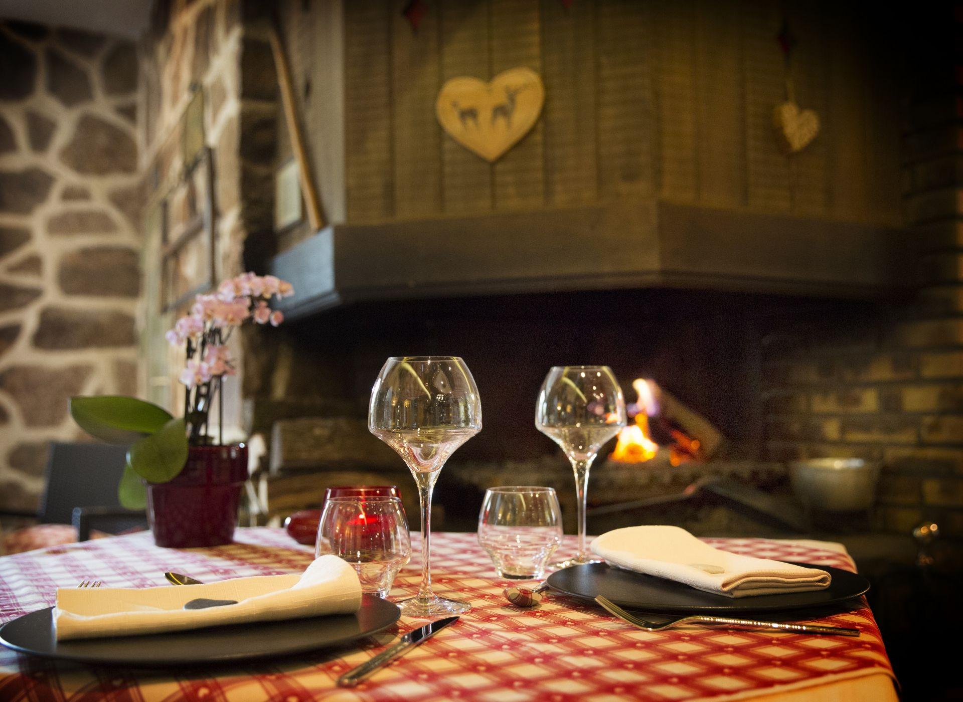 Restaurant la table du haut jardin - Lorraine Tourisme