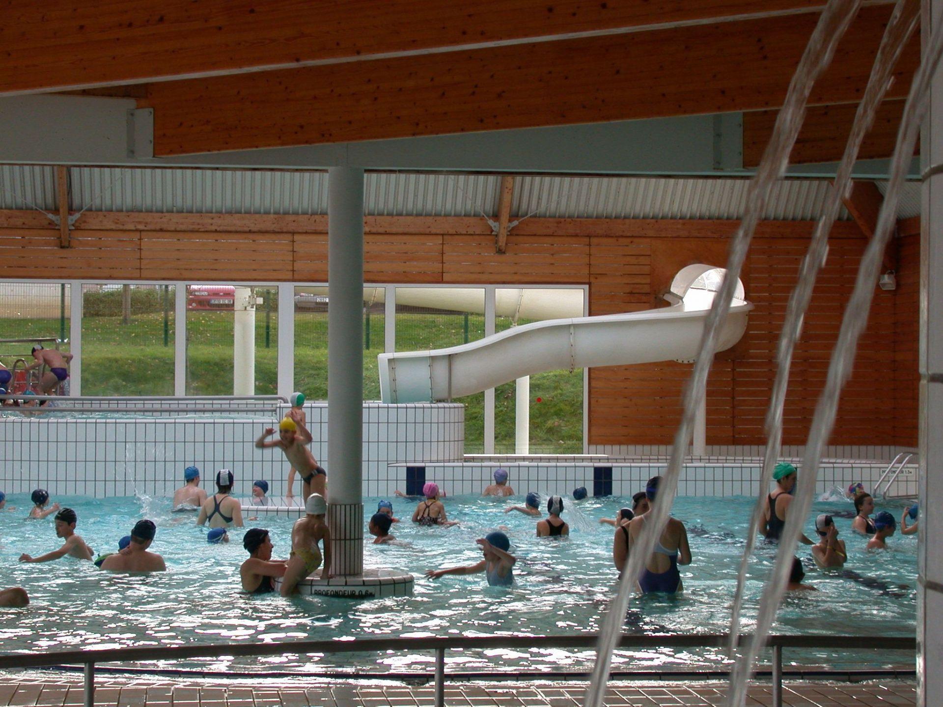 La piscine olympique lorraine tourisme for Piscine de hayange feralia