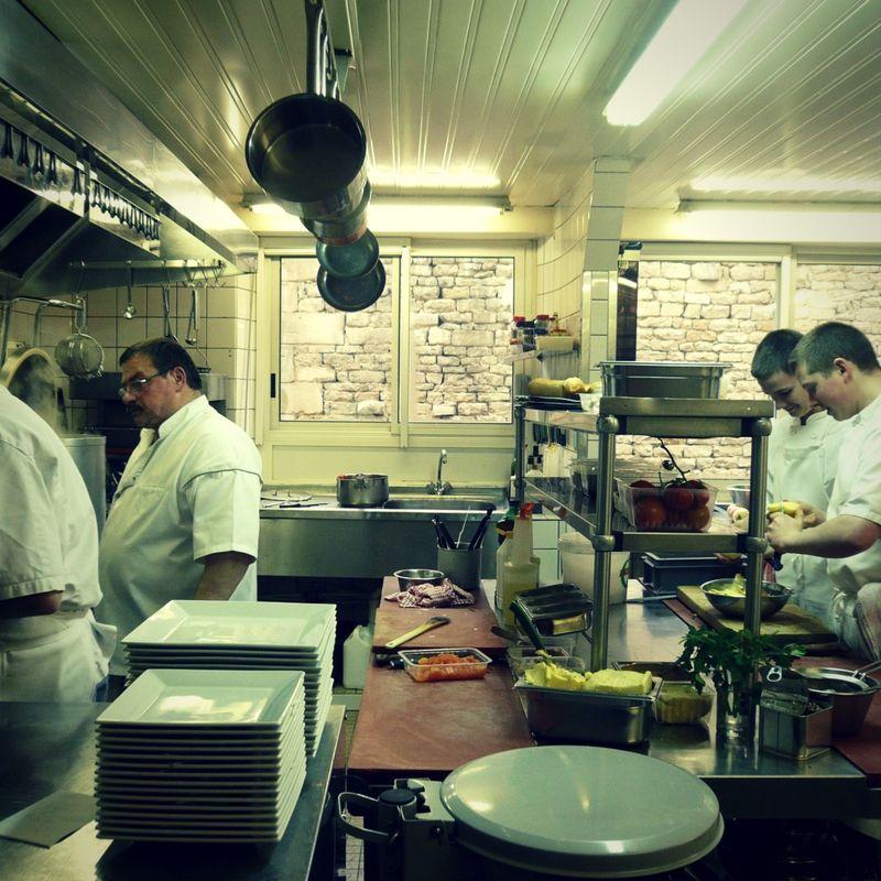 Restaurant la marmite lorraine tourisme - Restaurant le jardin de bellevue metz ...