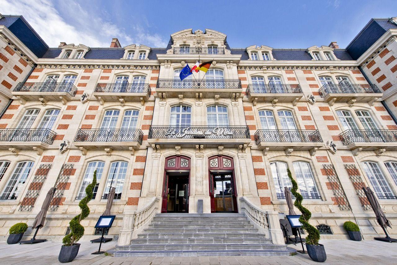 Hotel restaurant les jardins du mess lorraine tourisme - Verdun office du tourisme ...