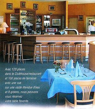 Restaurant Golf Sarreguemines Menu
