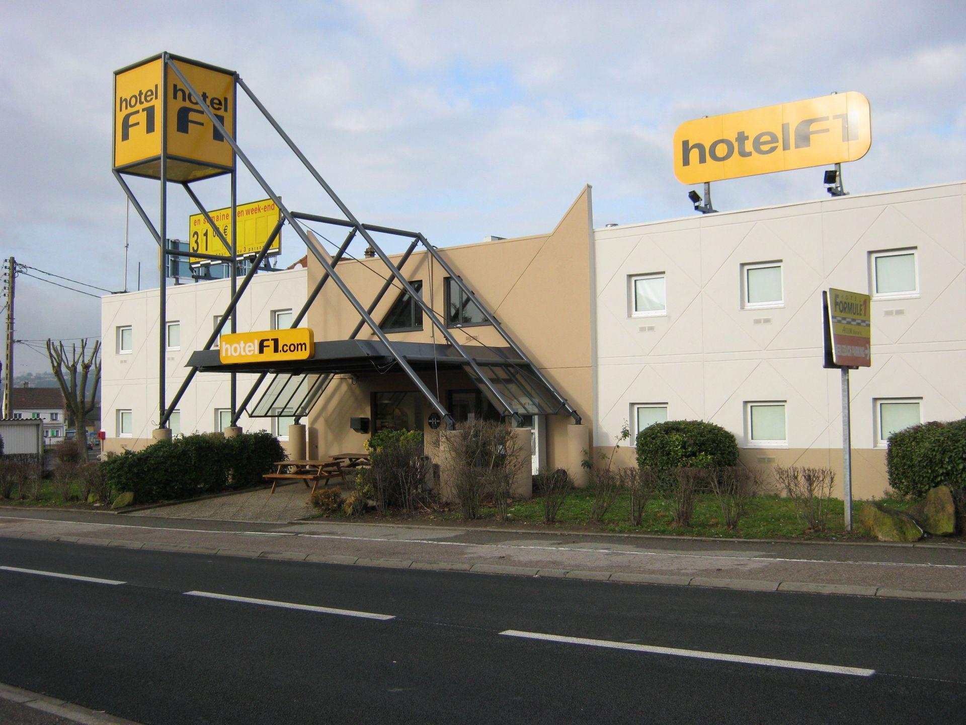 Hotel formule freyming merlebach lorraine tourisme