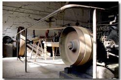 La centrale hydroélectrique - ECOMUSEE LE BATTANT