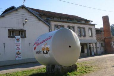 Musée de la brasserie de Ville sur Illone